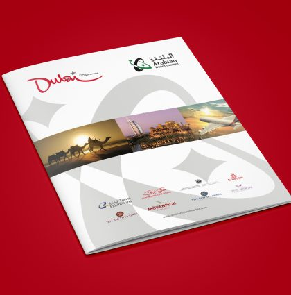 Arabian Travel Market Brochure