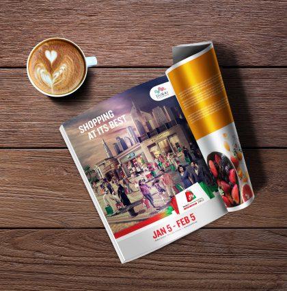 Dubai Shopping Festival Campaign
